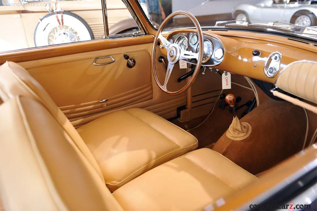 1952 Siata 208CS