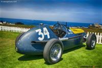 1948 Simca Gordini T15 Grand Prix image.