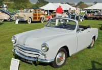 1954 Simca Weekend