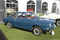 1967 Simca 1000.  Chassis number 154970
