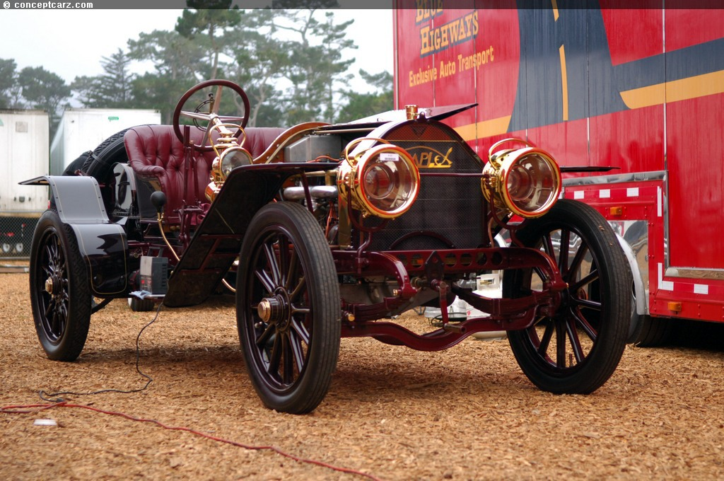 1908 Simplex Model 50 Image