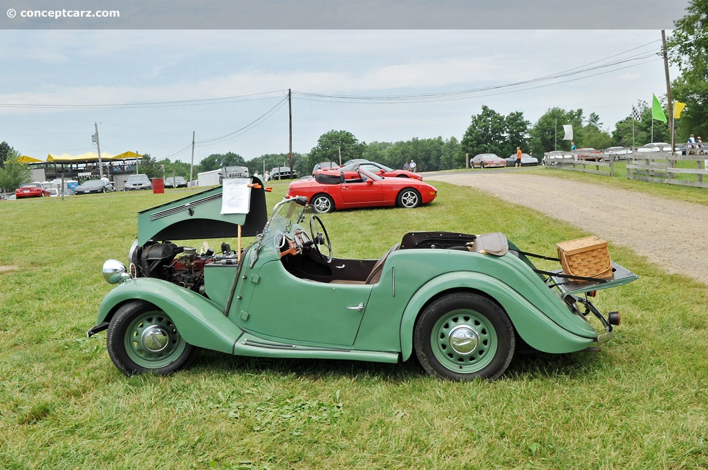 1951 Singer 4a History Pictures Value Auction Sales Research And News