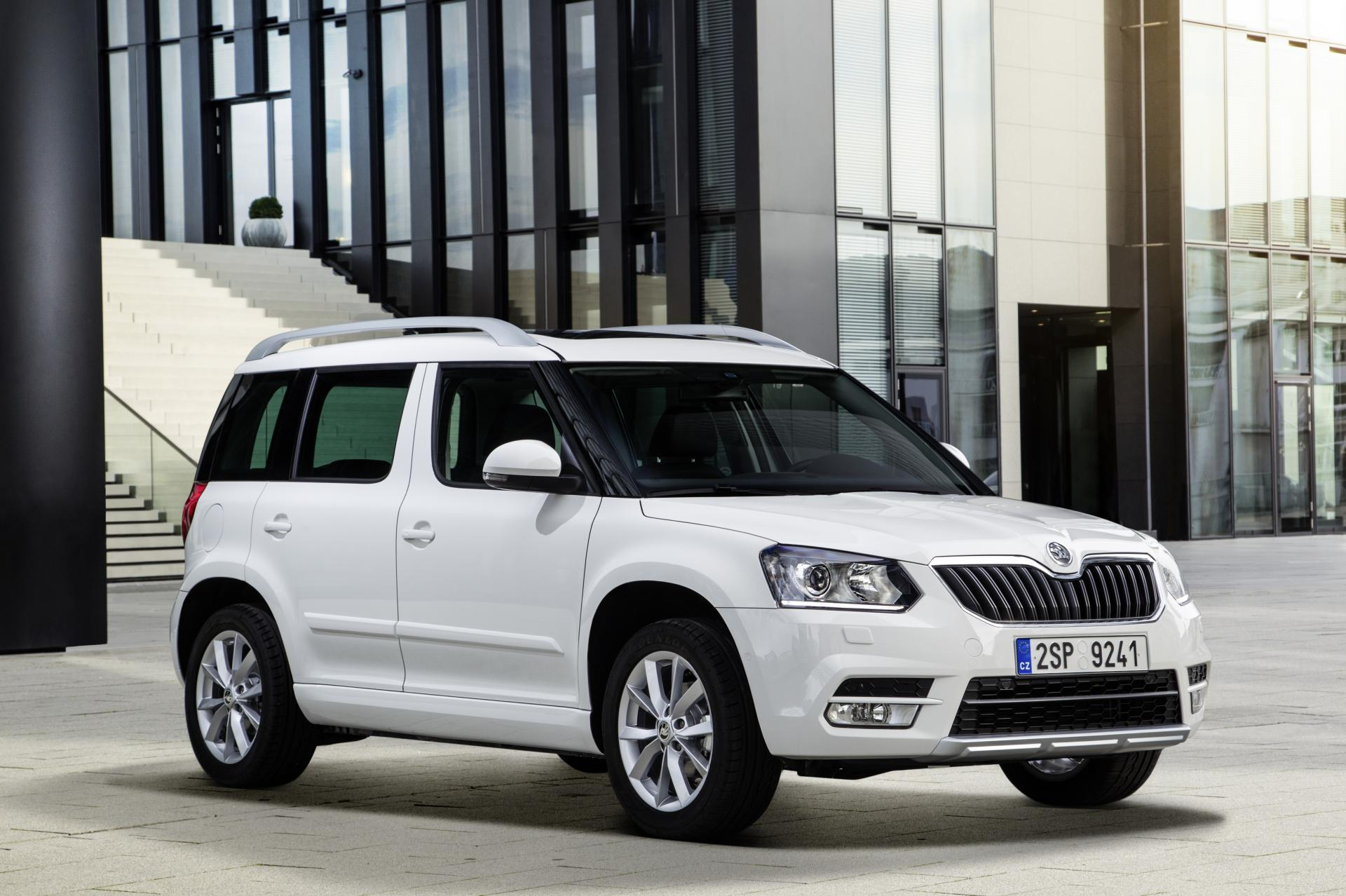 2014 Skoda Yeti News And Information Conceptcarz Com
