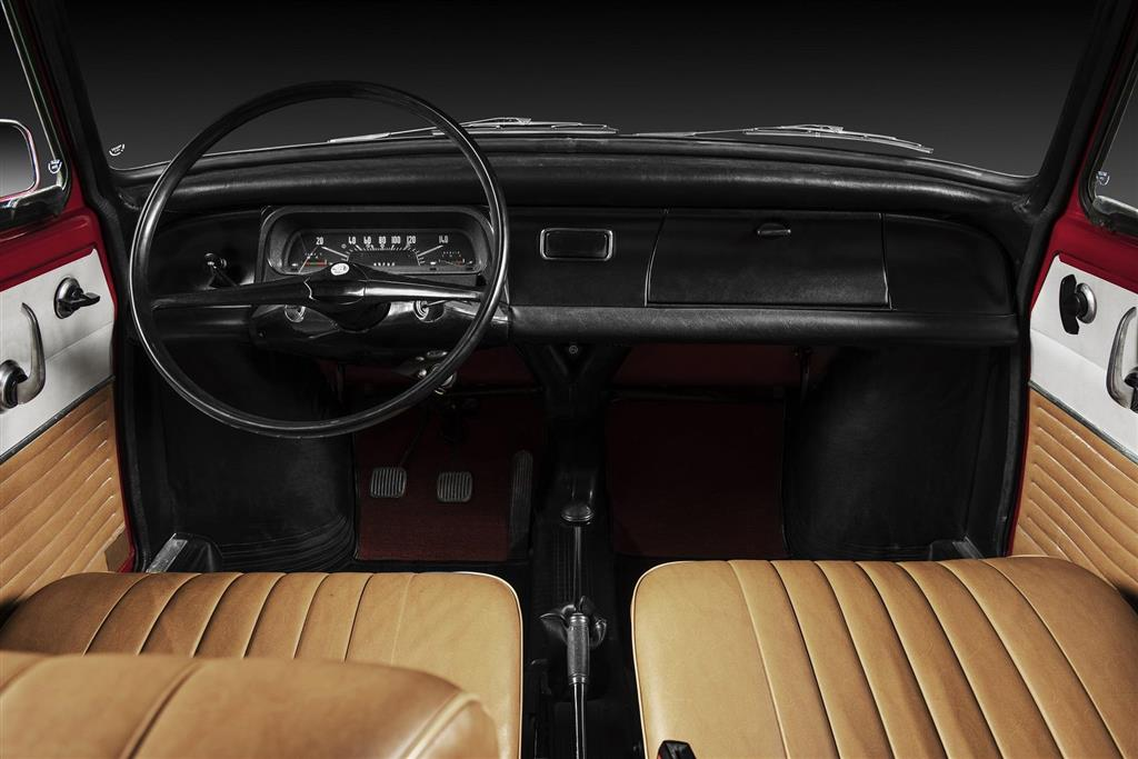 1966 Skoda 1000 MBX