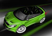 Popular 2011 Fabia RS 2000 Concept Wallpaper