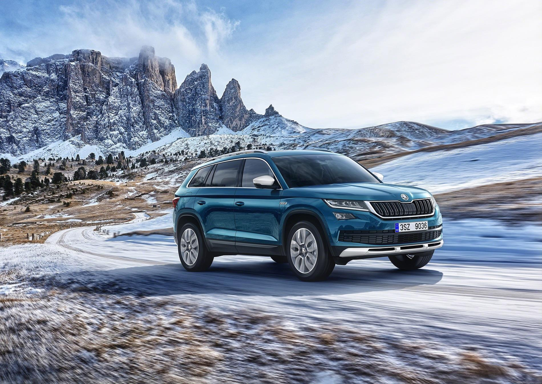2017 Skoda Kodiaq Scout News And Information Com