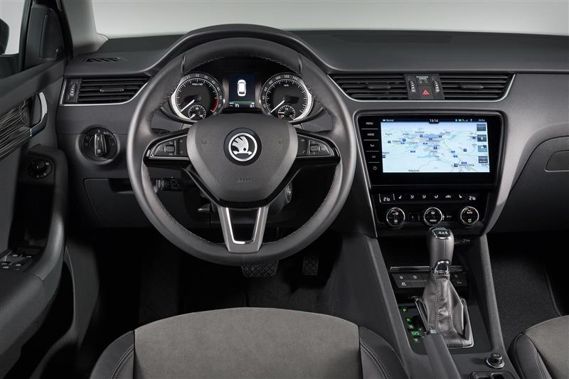 2017 Skoda Octavia Image Photo 1 Of 31