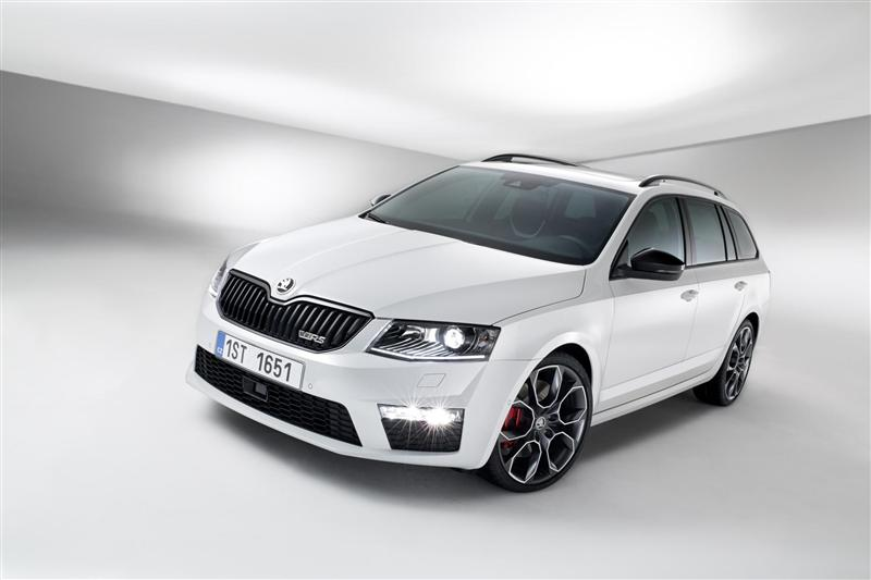 2014 Skoda Octavia Combi Rs Image Photo 7 Of 48