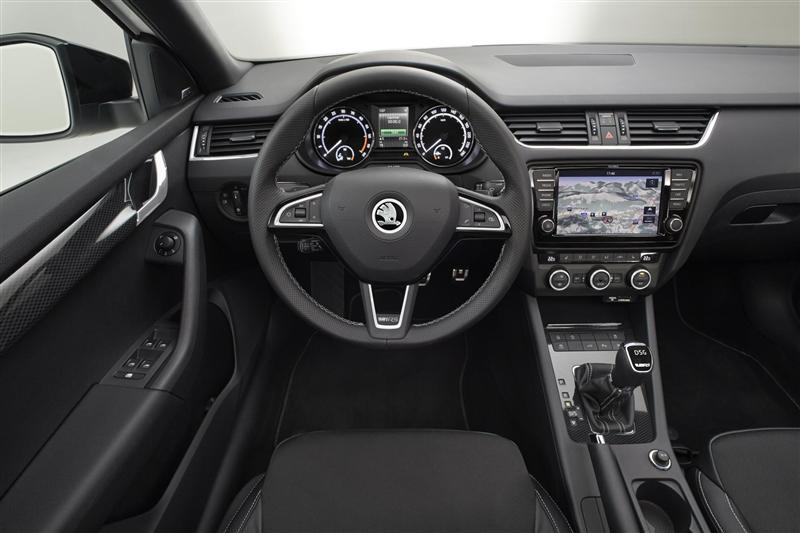2014 Skoda Octavia Combi Rs Image Photo 4 Of 48