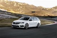 Image of the Octavia vRS