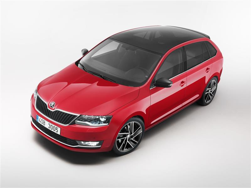 2017 Skoda Rapid Spaceback News and Information