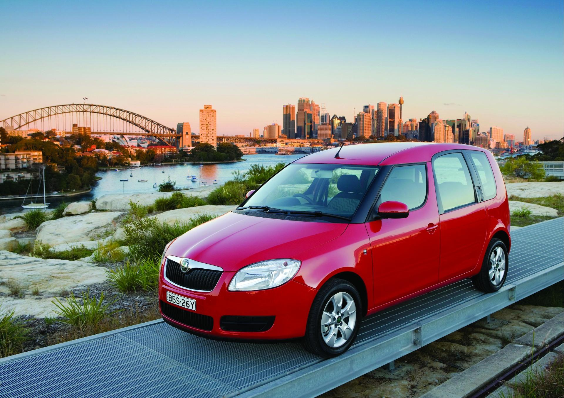 2009 skoda roomster news and information. Black Bedroom Furniture Sets. Home Design Ideas