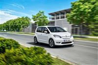 Popular 2019 Skoda CITIGOe iV Wallpaper