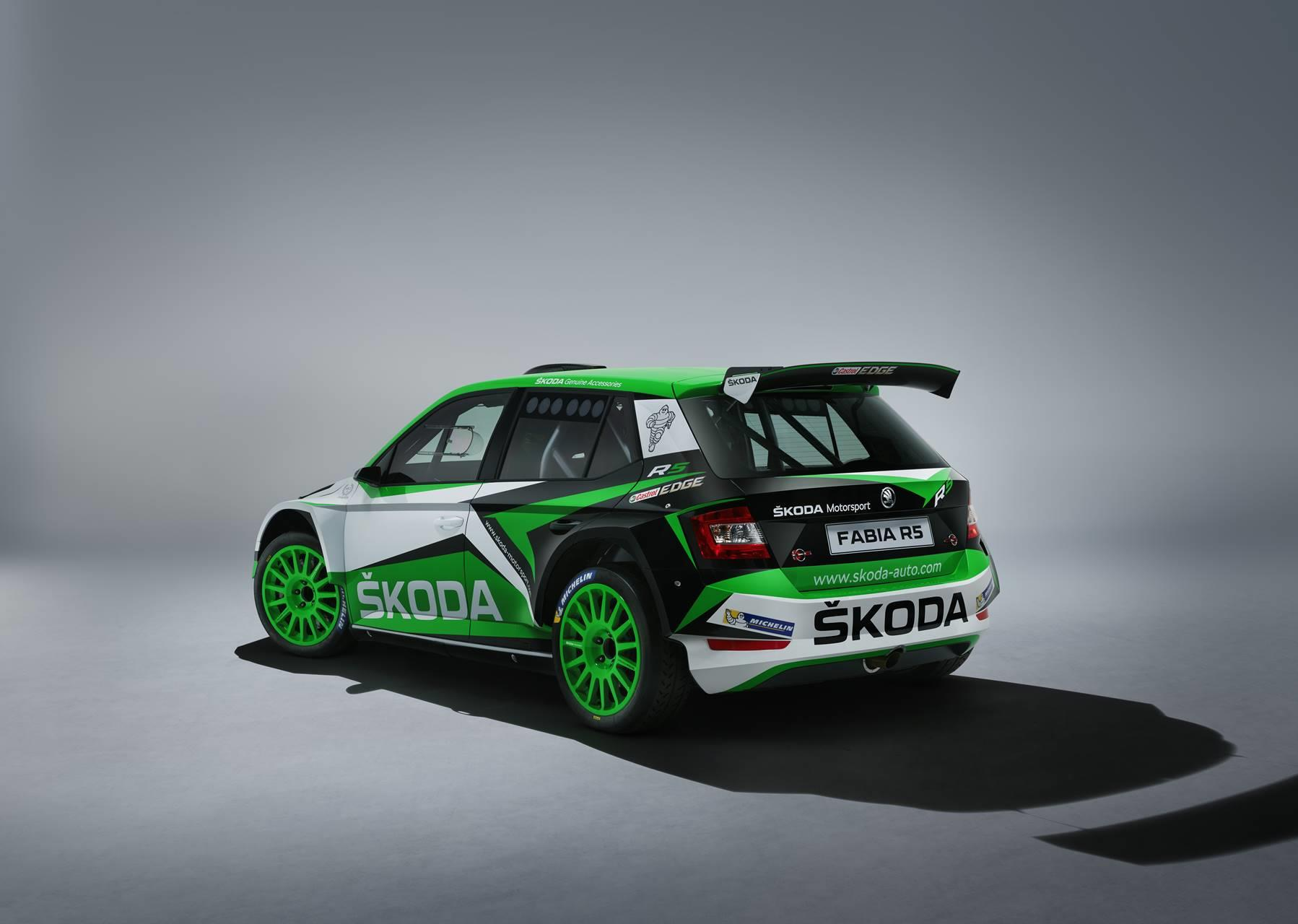 2019 Skoda Fabia R5 Concept News And Information Research And Pricing
