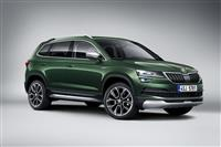 Popular 2018 Skoda KAROQ SCOUT Wallpaper
