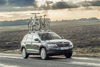 Popular 2019 Skoda Karoq Velo Concept Wallpaper