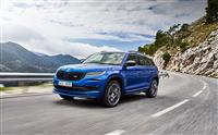 Popular 2019 Skoda Kodiaq vRS Wallpaper