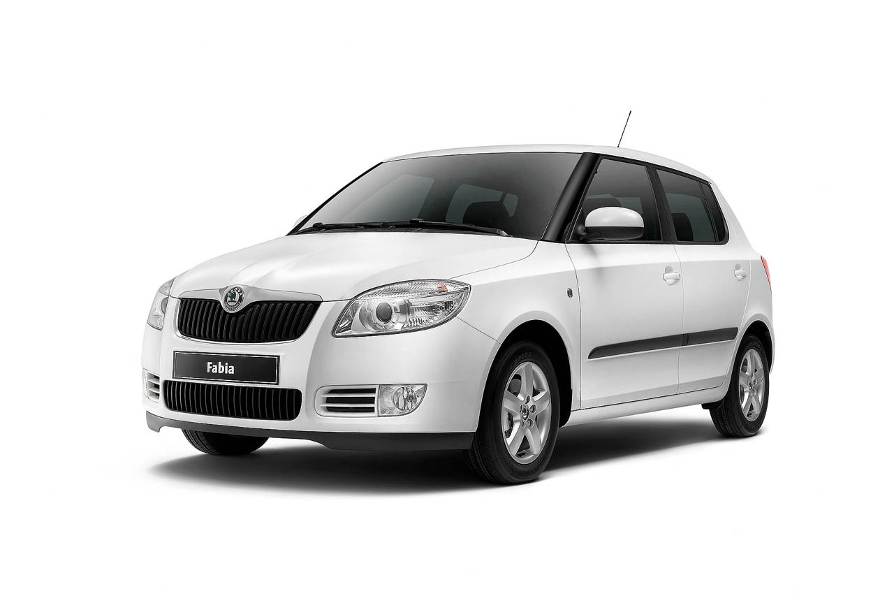 Antique Vintage Cars >> 2008 Skoda Fabia GreenLine News and Information