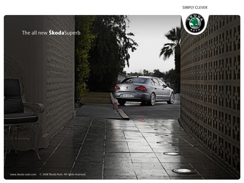 2009 Skoda Superb thumbnail image