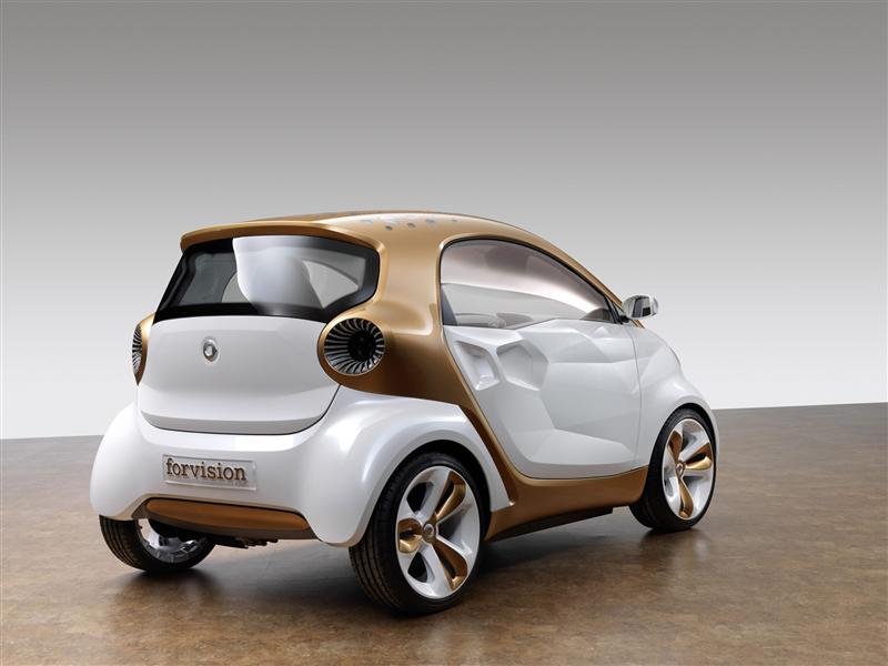2012 Smart forvision Concept