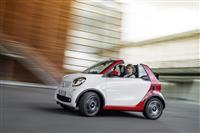 2016 Smart fortwo cabrio image.