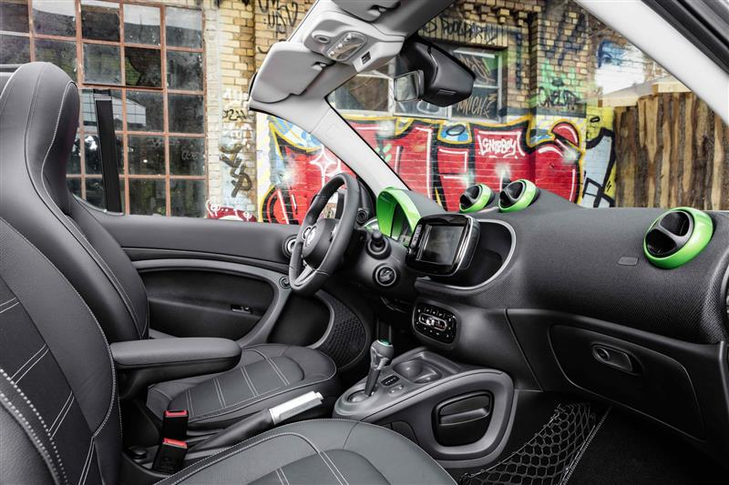 2017 Smart Fortwo Electric Drive Image Photo 17 Of 86