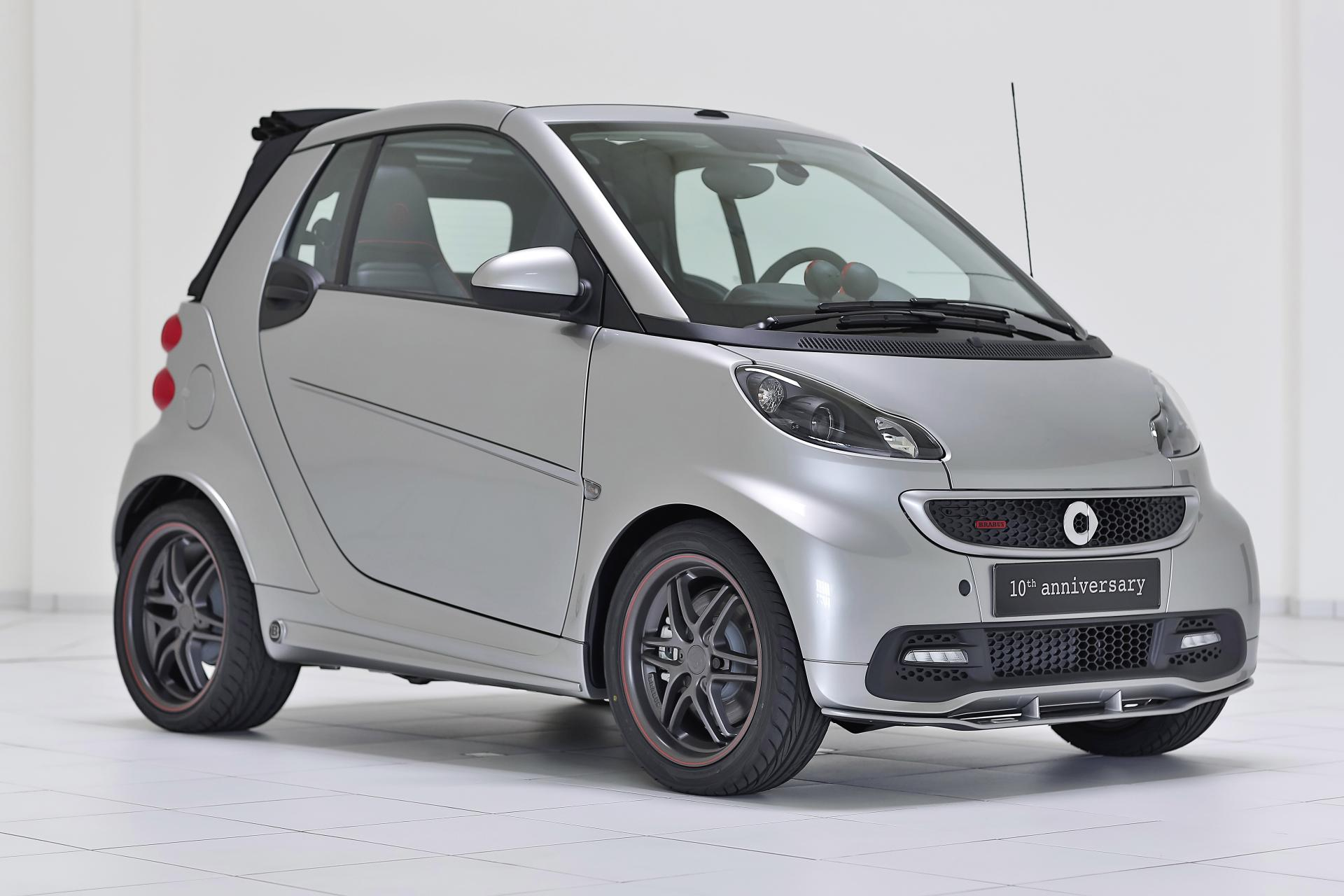 2012 brabus fortwo special edition news and information. Black Bedroom Furniture Sets. Home Design Ideas