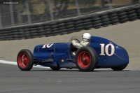 1938 Sparks-Thorne Little 6.  Chassis number 2