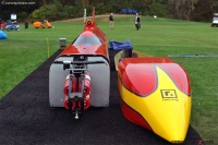 1999 Spirit of Rett LSR Streamliner