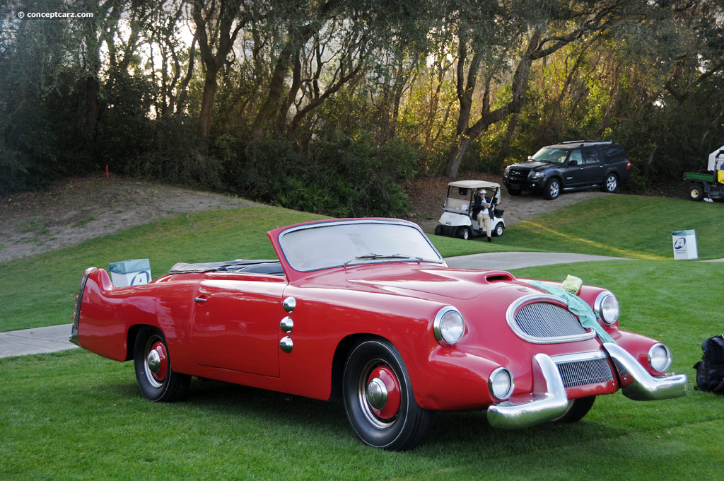 Team One Chevrolet >> 1957 Spohn Convertible History, Pictures, Value, Auction Sales, Research and News