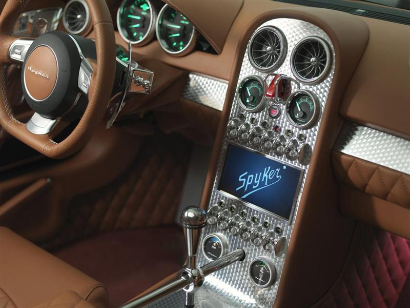 2013 Spyker B6 Venator Concept Image Photo 8 Of 18