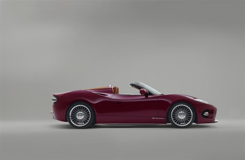 2013 Spyker B6 Venator Spyder Concept News And Information Research