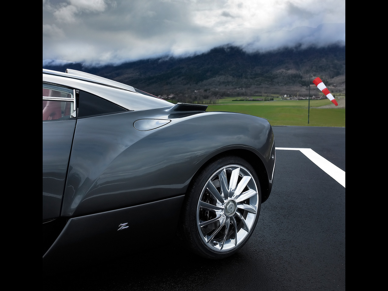 2008 Spyker C12 Zagato