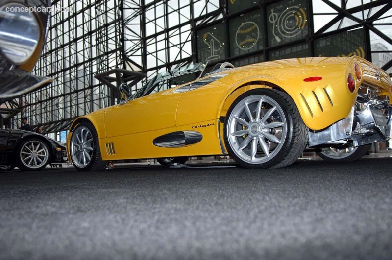 2007 Spyker C8 Spyder T