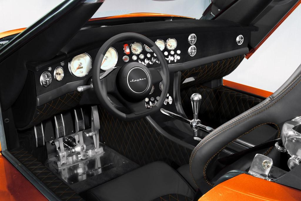 2009 Spyker C8 Laviolette Lm85
