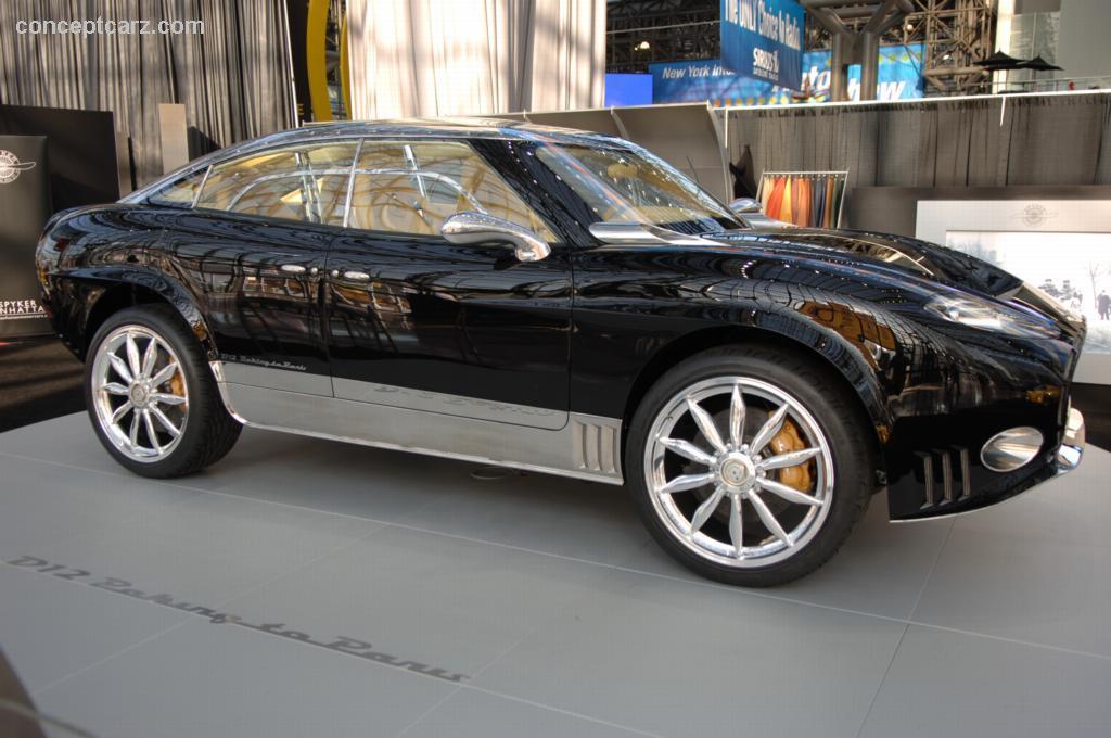 2006 Spyker D12 Peking To Paris Concept Image Https Www