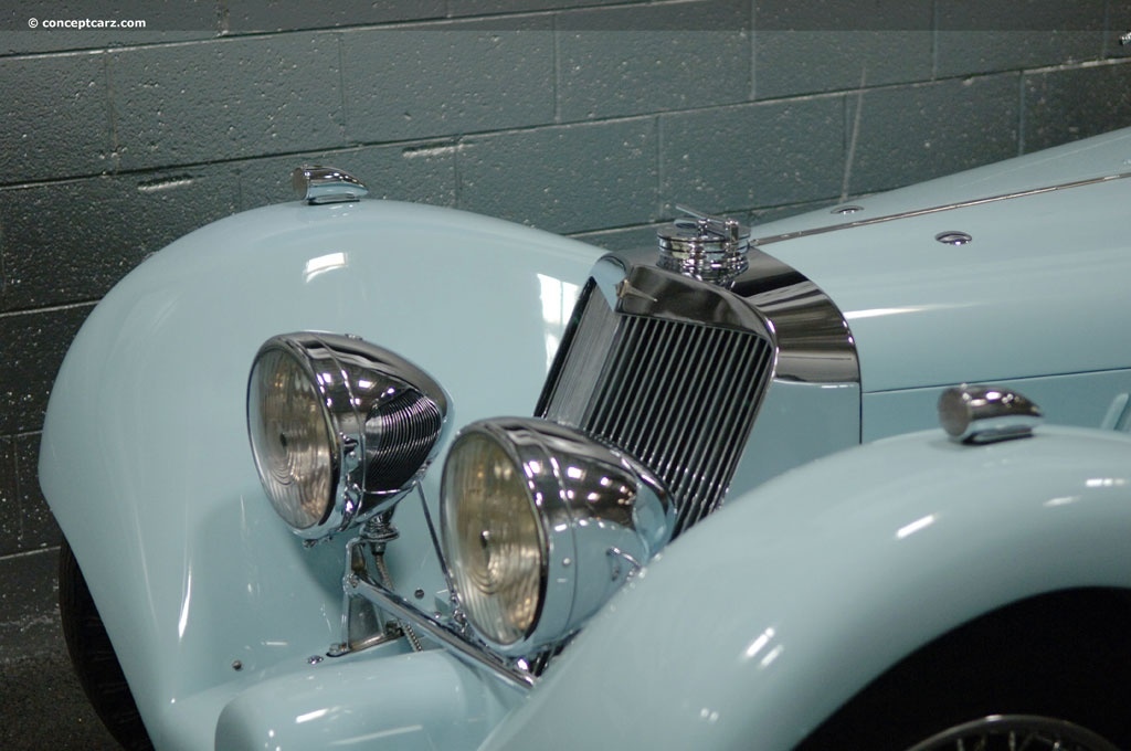 1933 Squire Roadster