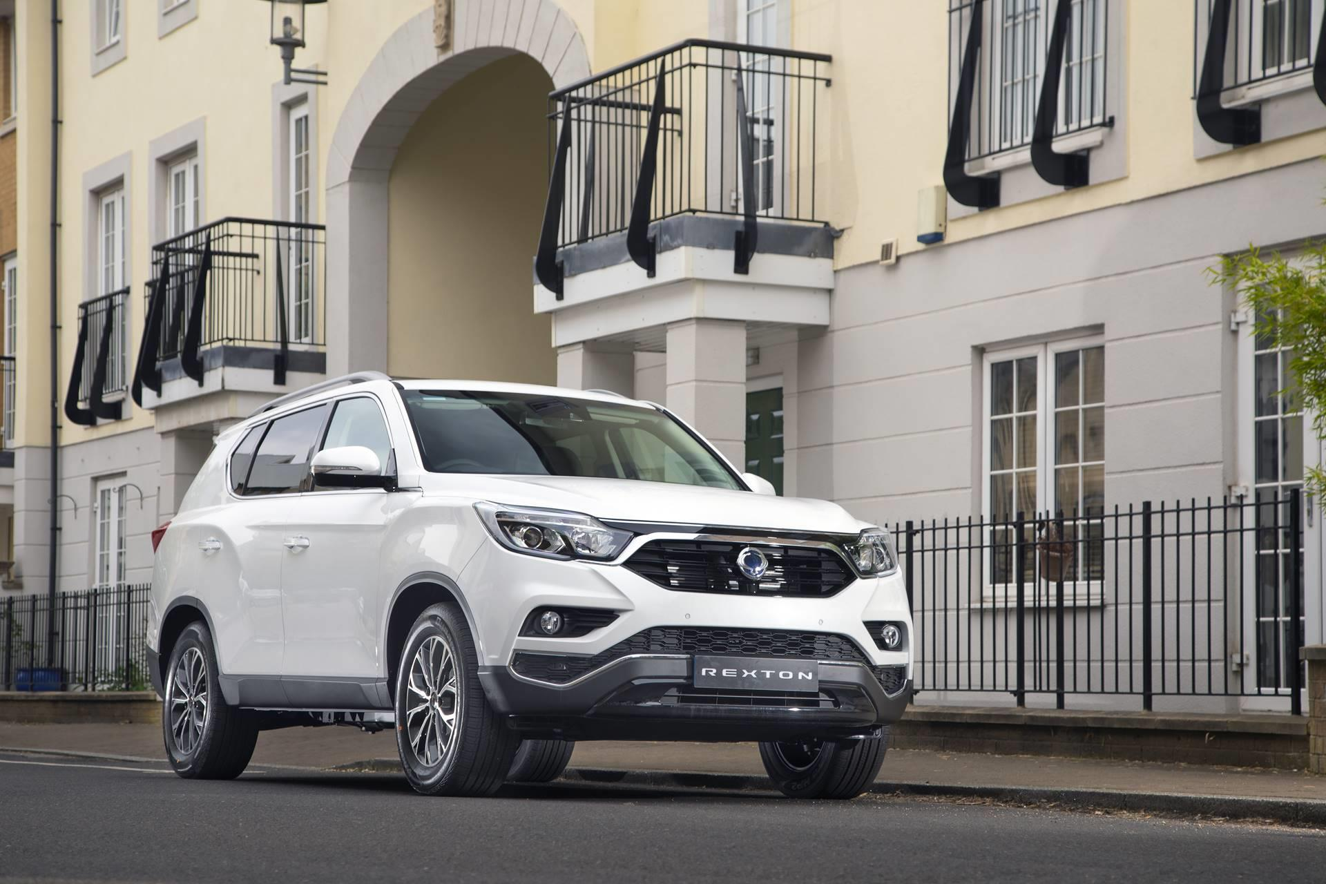 2019 Ssang Yong Rexton Ice