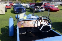 1930 Standard Avon.  Chassis number GF4616