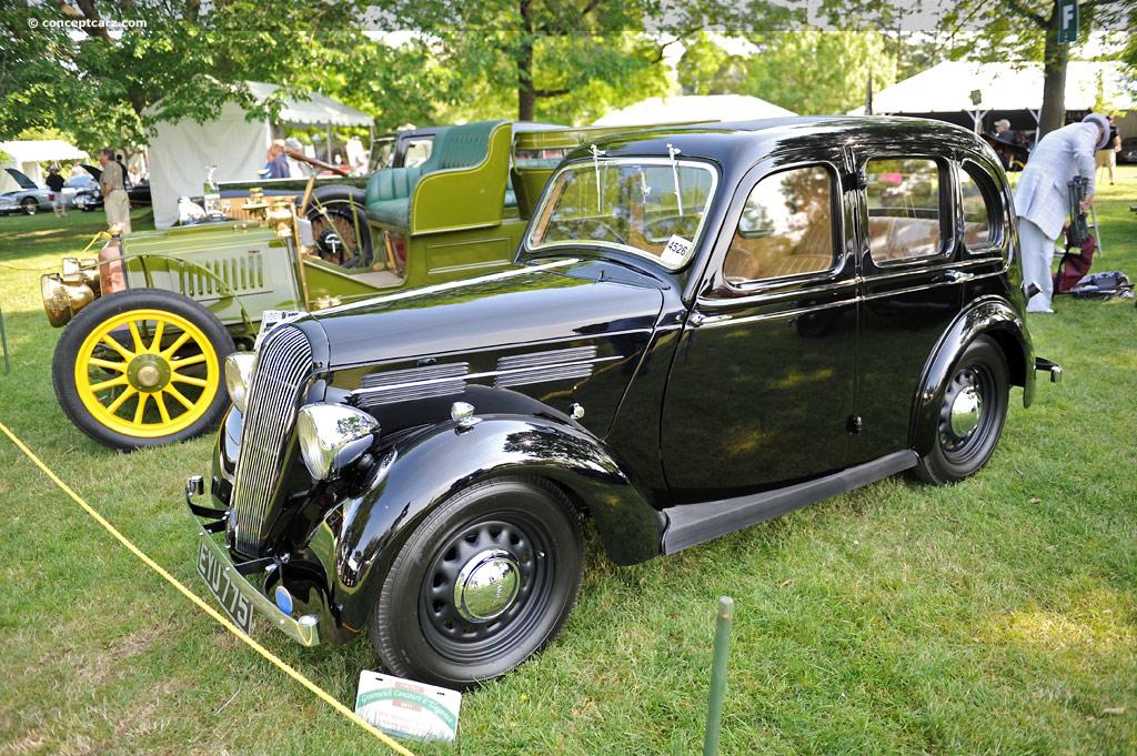 1938 Standard Ten Image Https Www Conceptcarz Com