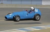 1959 Stanguellini Monoposto Formula Junior.  Chassis number CS00139