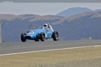 1959 Stanguellini Monoposto Formula Junior.  Chassis number 00176
