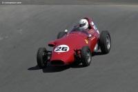 1959 Stanguellini Monoposto Formula Junior.  Chassis number 00169