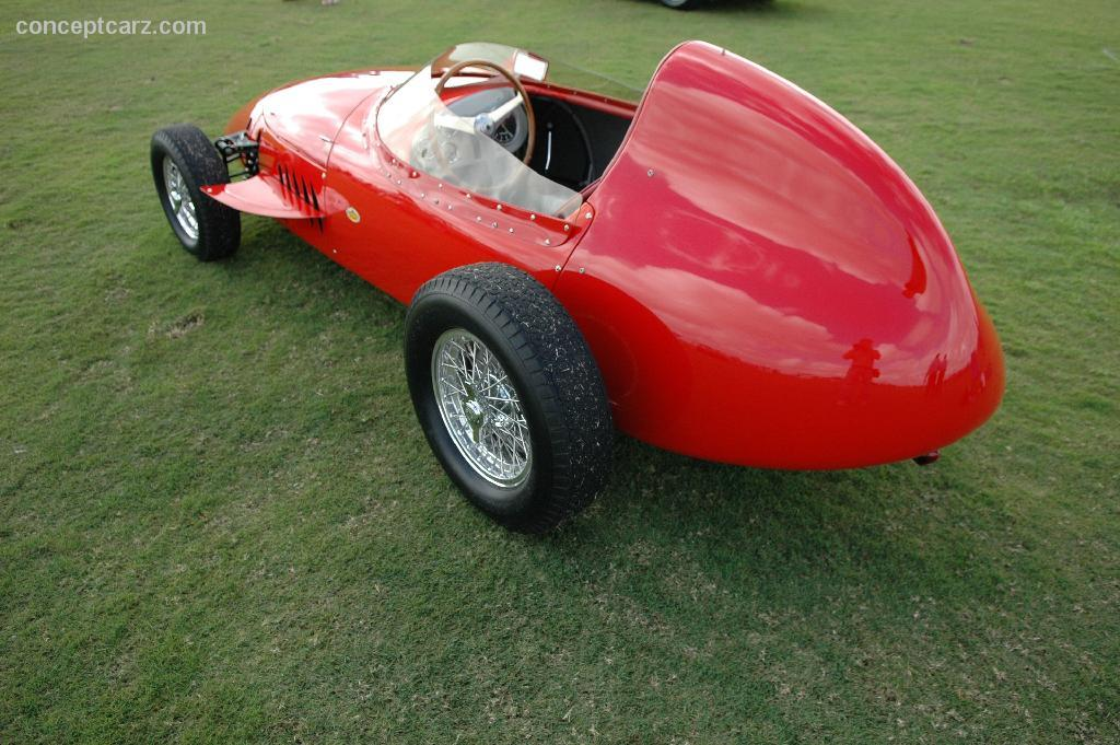 Stanguellini Race Car For Sale