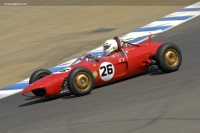 1962 Stanguellini F-JR.  Chassis number 003