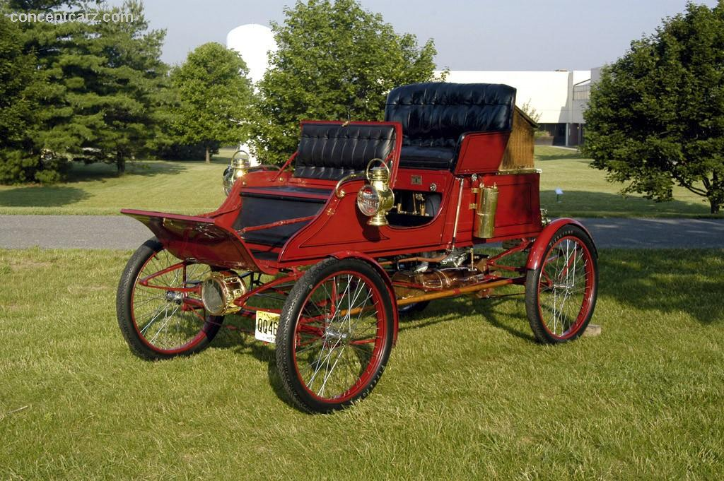 1903 Stanley Steamer Model C Pictures History Value Research