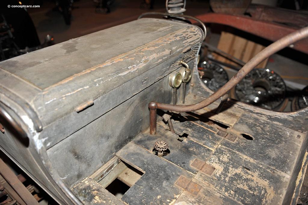 1905 Stanley Model CX