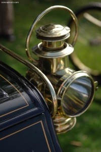 Steam Cars - Tiller
