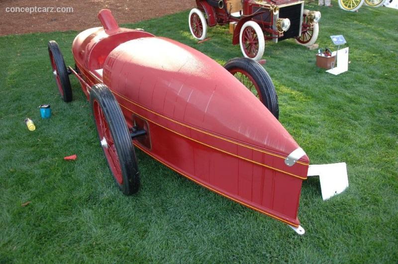 1906 Stanley Steamer Rocket
