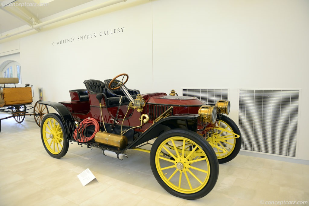 Auction Results And Sales Data For 1909 Stanley Steamer Model R